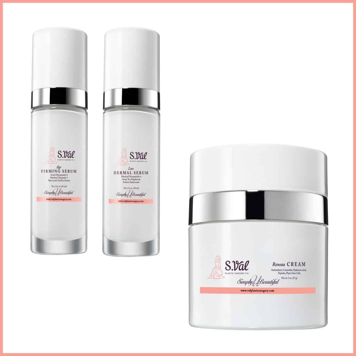 Simply You Beautiful AgeLess Kit + Reneau Cream
