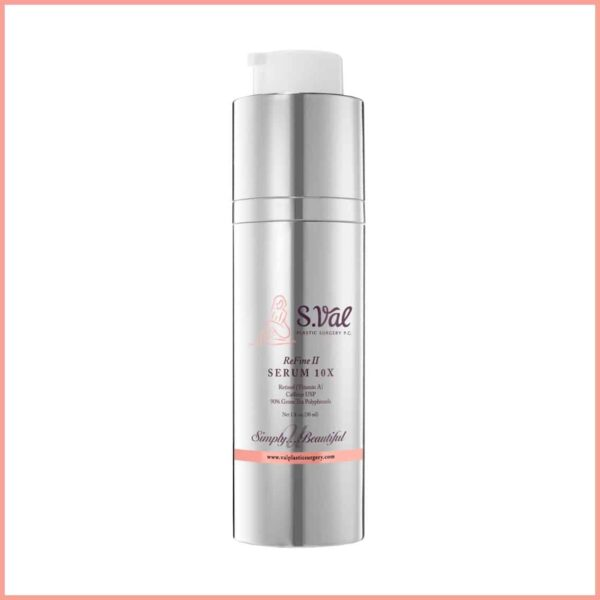 Simply You Beautiful ReFine II Serum 10x
